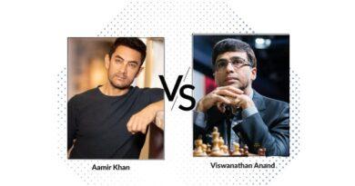 Aamir vs Vishwanathan chess